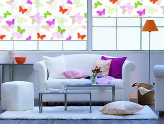 Выбор цвета для рулонных штор