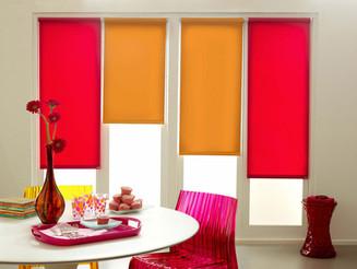 Как выбрать цвет жалюзи или рулонных штор