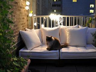 Освещение балкона: шесть советов