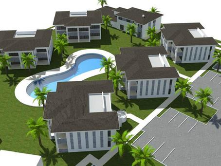 The Expansion Plan of Captain Don's Habitat 2020 (Bonaire)