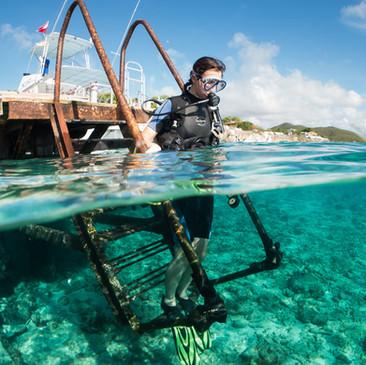 Underwater anyone?