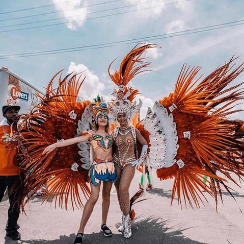 Annual carnival celebration