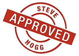 Garry Kirk Bike Fitting is Steve Hogg Approved.