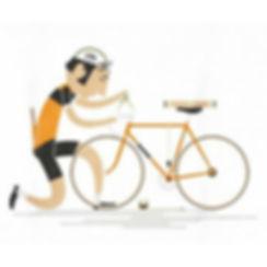 Eddy Merckx Bike Position Bikfit Scotland