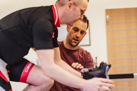 Garry Kirk Bike Fitting offers many bespoke custom bikefit services and is IBFI accredited.