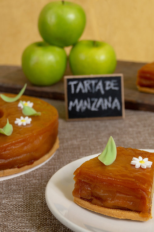 La Tarta de manzana