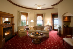 Tower Suite, Mohonk Mountain House