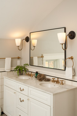 Master Bath, Saratoga Springs