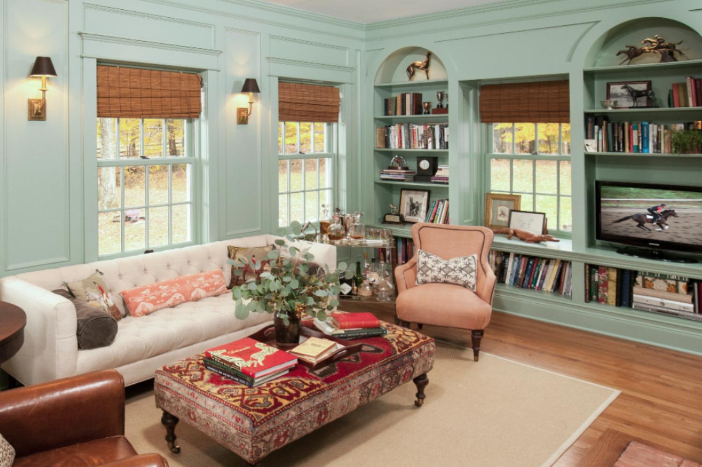 Green Room, Wool House