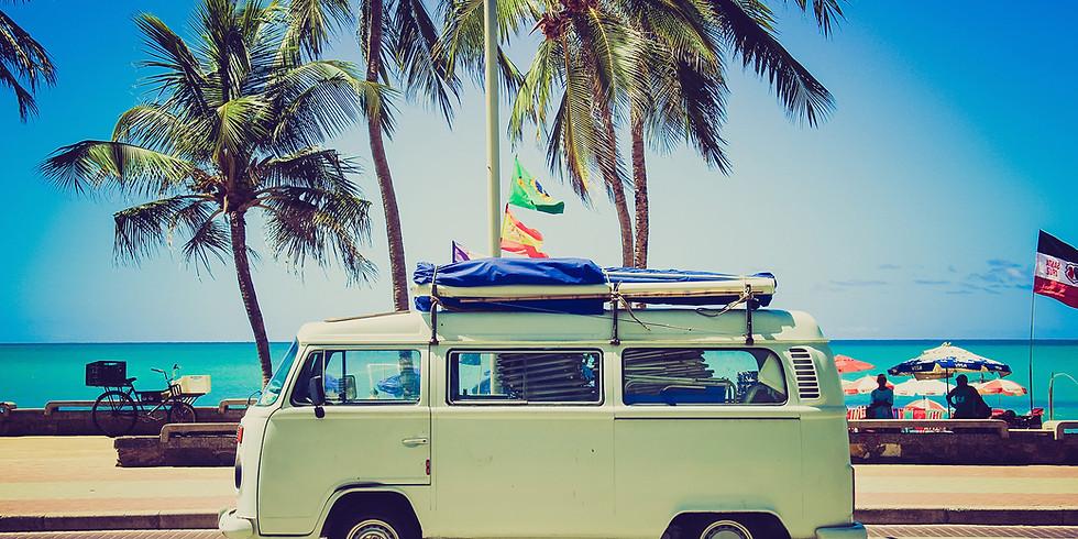 Beach Trip // Upper Hutt