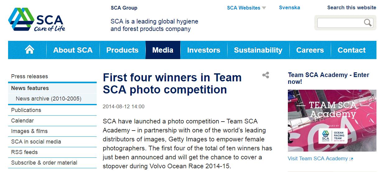 SCA.com