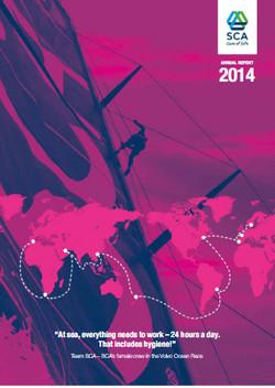 SCA Annual Report