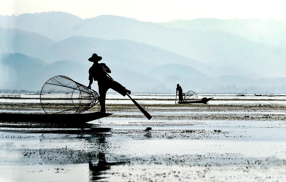 Inle Lake, Myanmar - 2015
