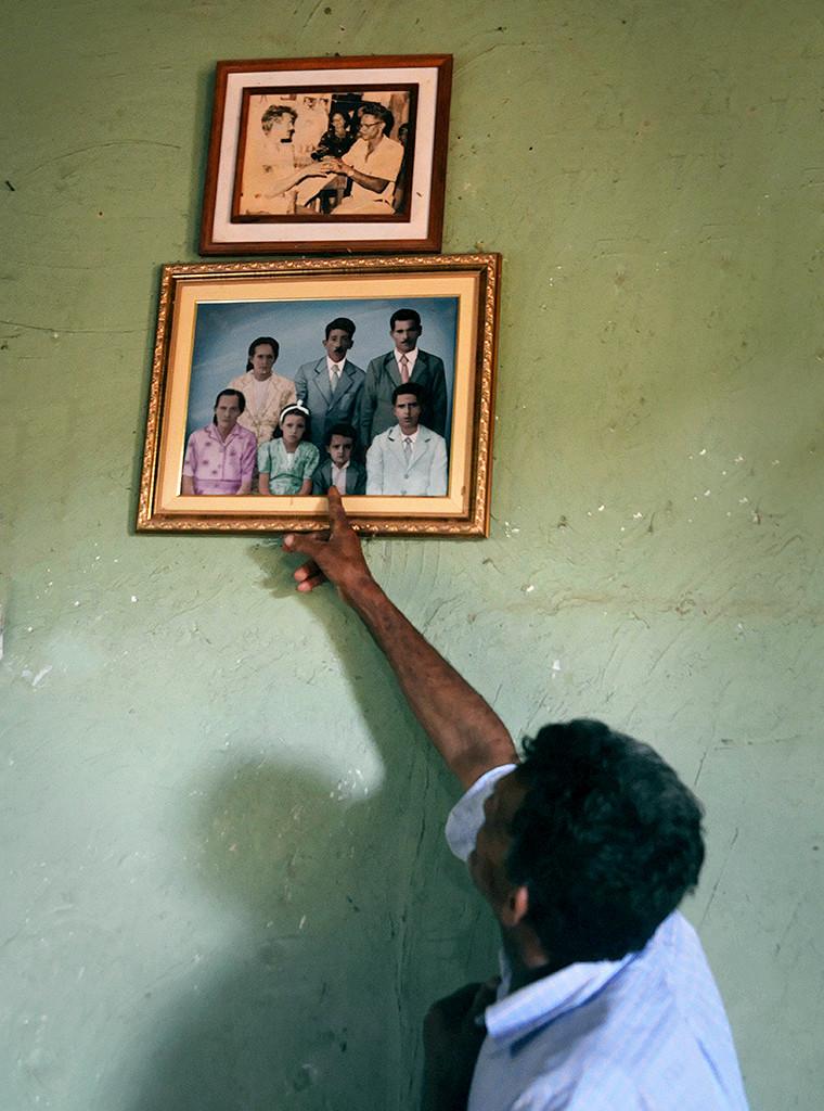 """Retrato família - """"Ana Caroline de Lima"""""""