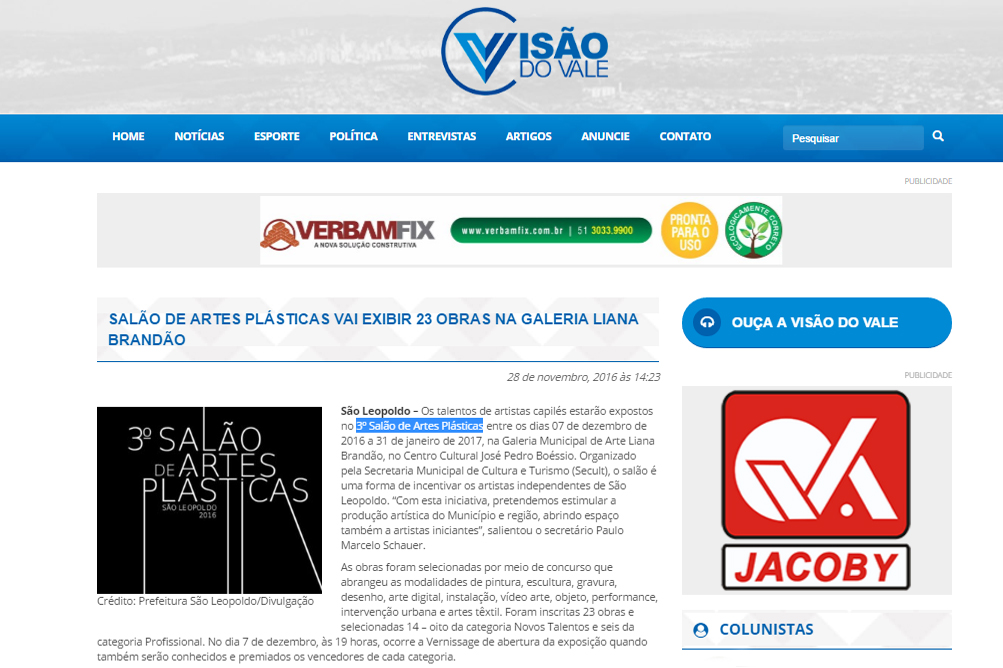 Visão do Vale.com.br