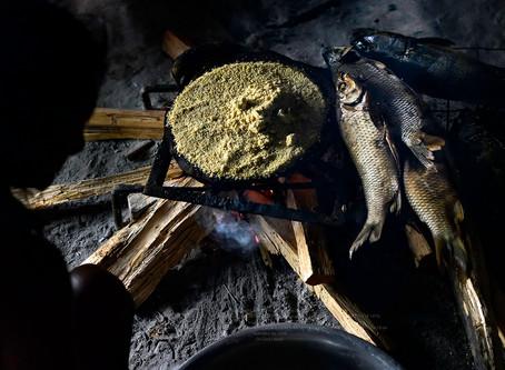 Cozinhando com Olga