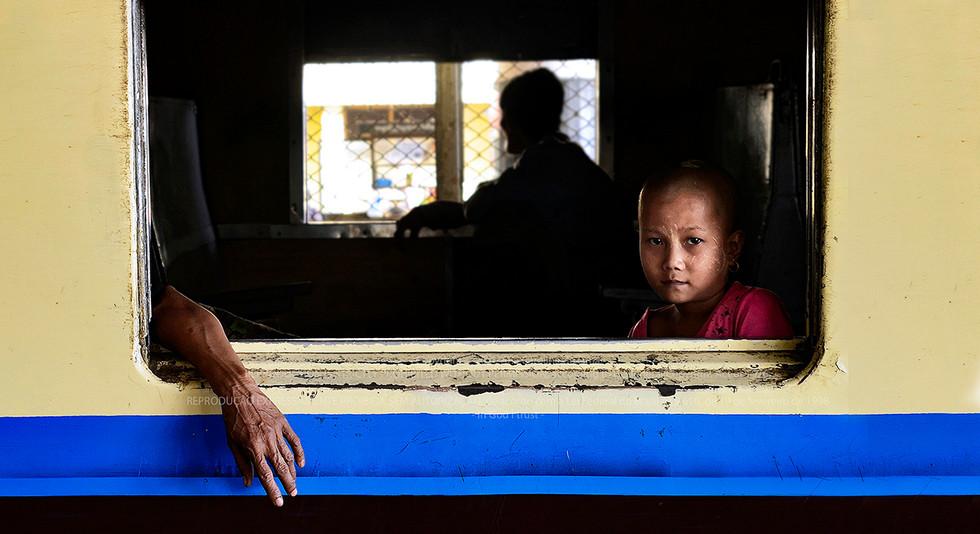 Mandalay, Myanmar - 2015