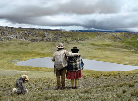 Love in the Andes