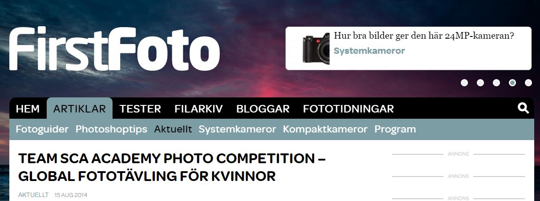 First Foto.se