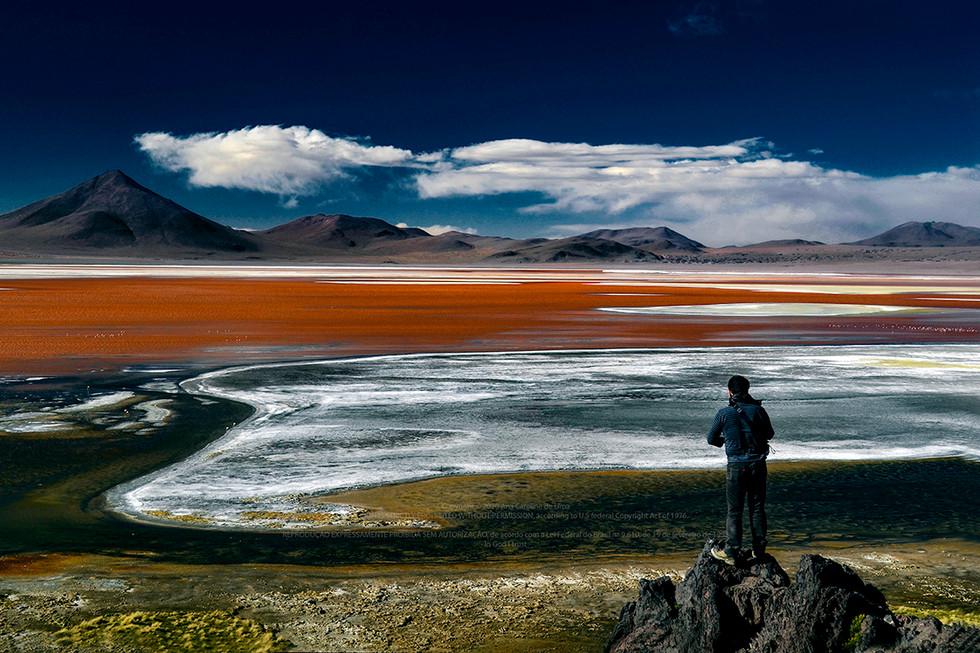 Laguna Colorada, Bolivia - 2012