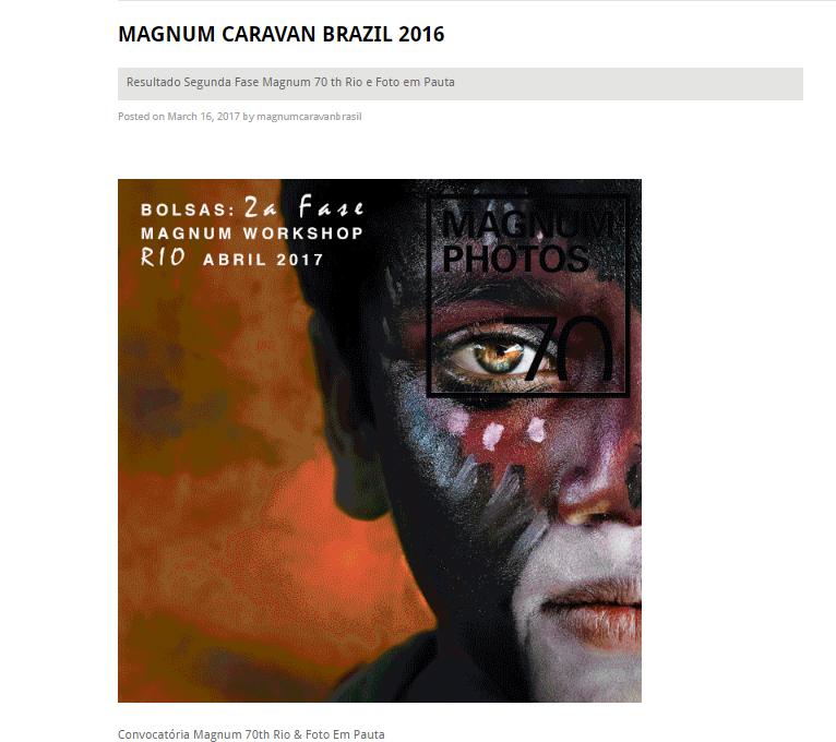Magnum Photos - Caravan Brazil
