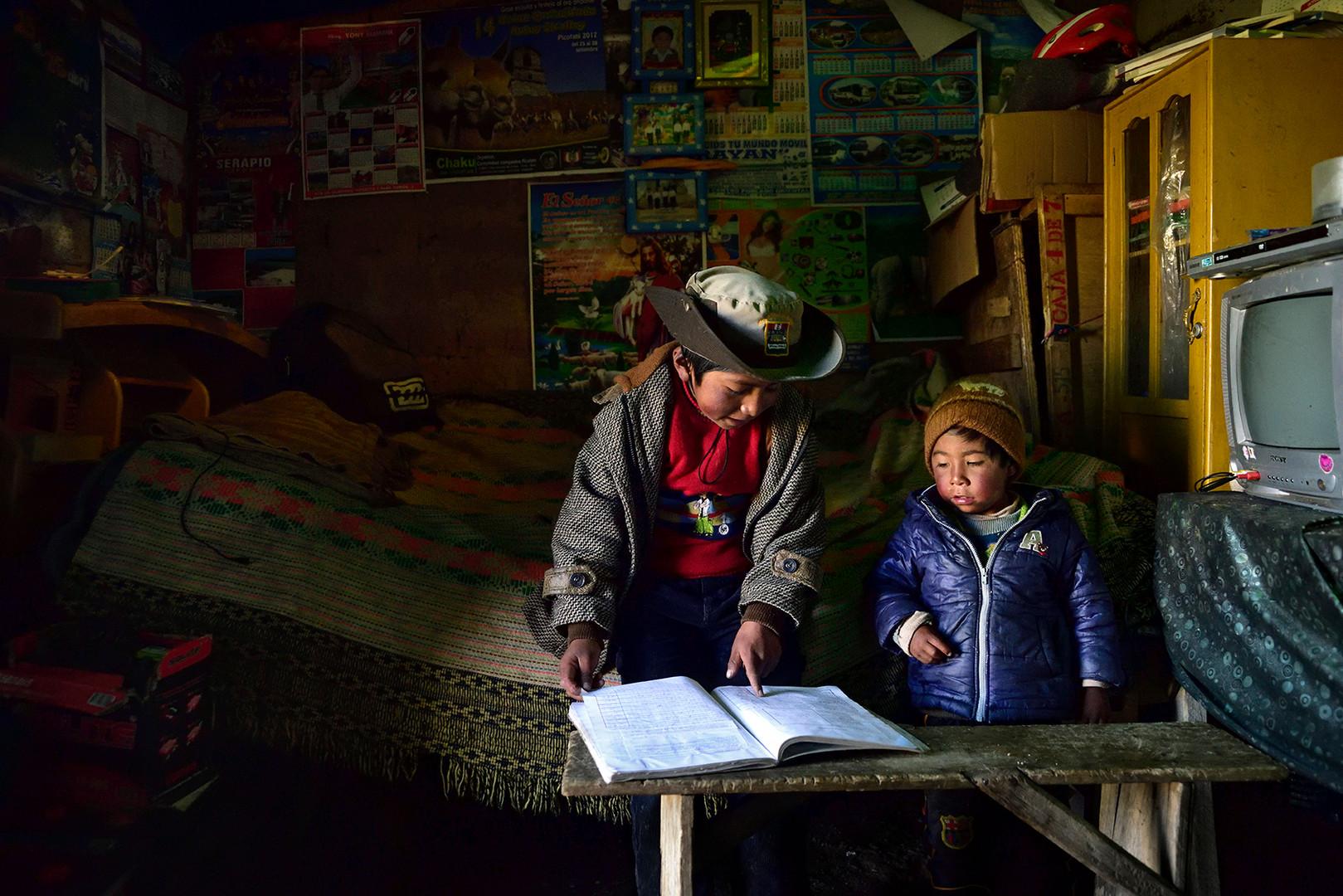 Peru 18 -  Picotani day2 - Jon, esquila,