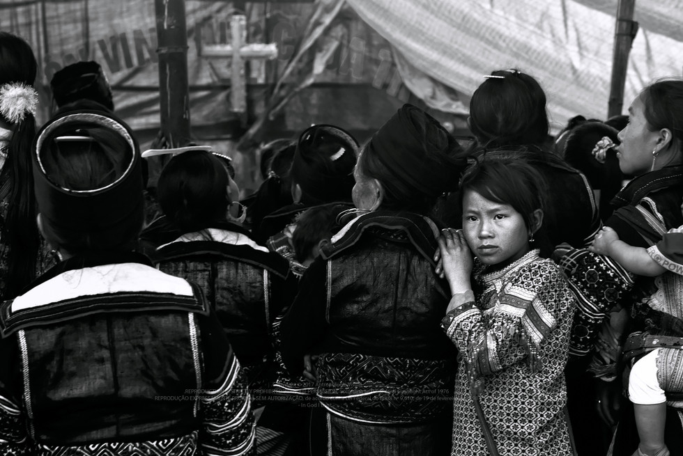 Sa 'Pa, Vietnam - 2015