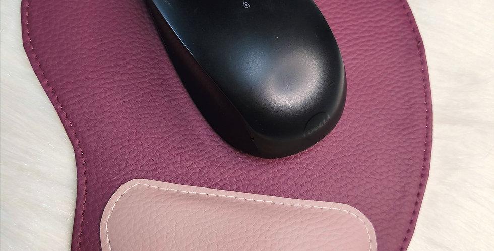 Mouse Pad com apoio