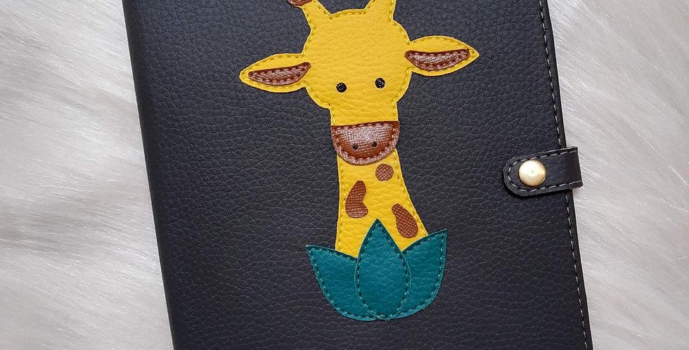 Porta Cartão de Vacina Girafa