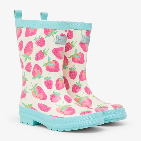 Hatley Delicious Berries Rain Boots