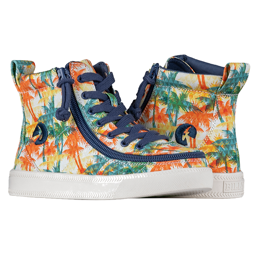 Billy Natural Palm Kid's Classic High Lace