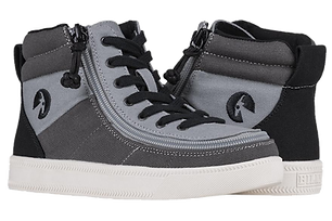 Billy Grey Colorblock Classic High Lace