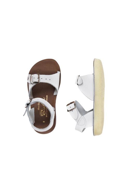 Salt Water Sandals Surfer White