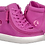 Thumbnail: Billy Pink Raspberry Kid's Classic High Lace