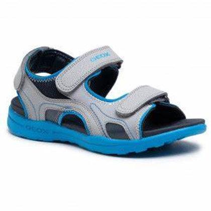 Geox Vaniett Sandal Boys Grey/Blue