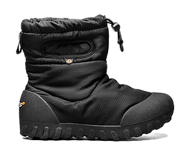 Bogs B-Moc Snow Black -30