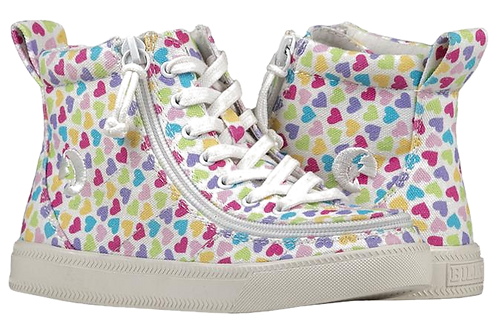 Billy Hearts Kid's Classic High Lace
