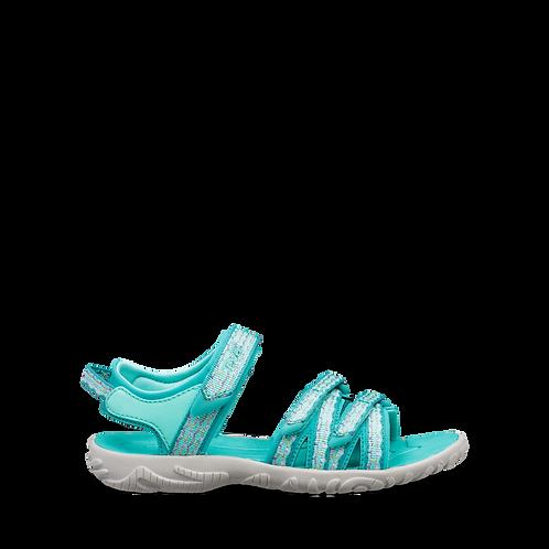 Teva Tirra Sandal Camino Metallic Teal Blue