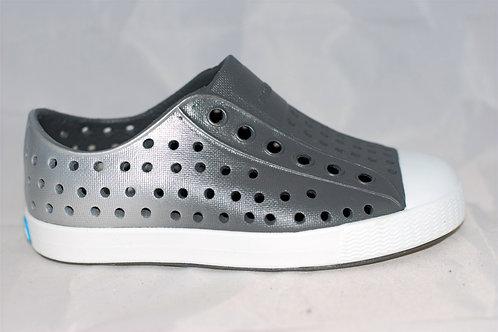 Native Shoes Jefferson Silver Metallic Ombre