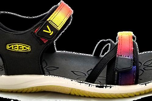 Keen Verano Sandal Black/Rainbow