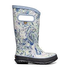 Bogs Rainboot Marble - Periwinkle