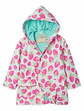 Hatley Delicious Berries Rain coat