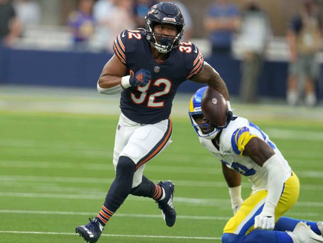 Corri Montgomery Corri! La nostra proposta di NFL (17/09)
