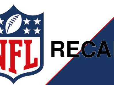 Piccolo stop 🛑 | Resoconto settimanale NFL 20/10