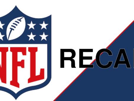 Piccolo stop 🛑   Resoconto settimanale NFL 20/10