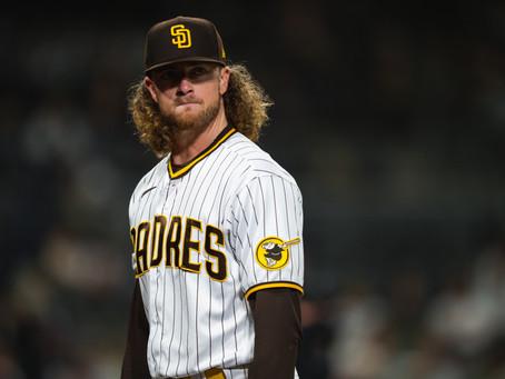 FREE PICK MLB #1 - Chris Paddack -