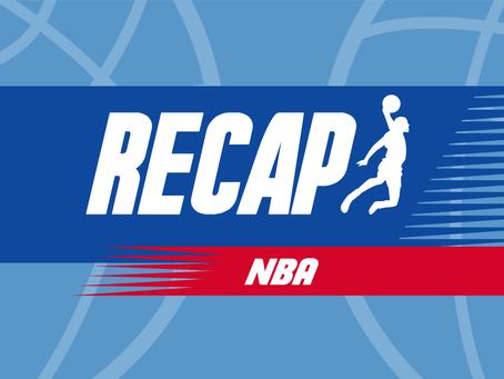 Poche ma buone 📈🏀   Resoconto giornaliero NBA 23/10