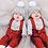 Thumbnail: Mixed Grey Matching Set for Twins