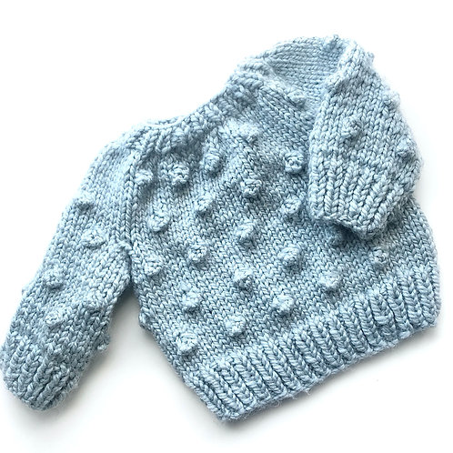 Blue River Bobble Sweater