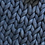 Thumbnail: Midnight Navy Chunky Blanket